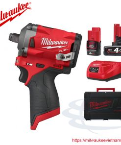 Milwaukee M12 FIWF12-422C (SET 1 Pin 4Ah + 1 Pin 2Ah)