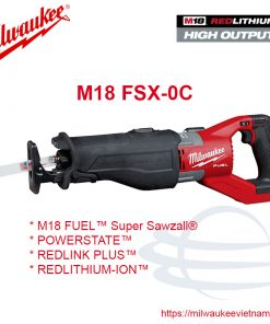 MILWAUKEE M18FSX-0C